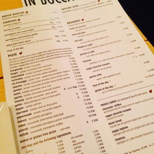menu in bocca al lupo lisboa