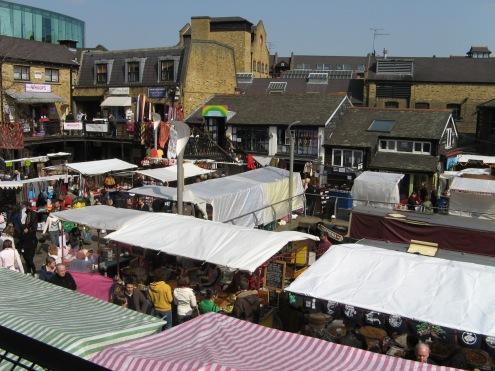 Food market de Camden