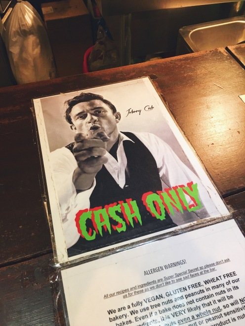 "Johnny ""cash only"" :D"