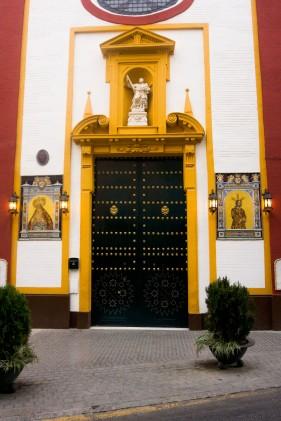Église de Séville