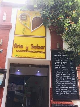 Arte y Sabor à Séville