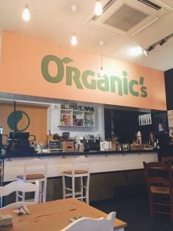 Coup de coeur pour Organic's à Séville