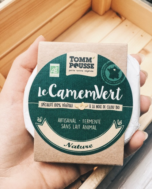 Mon camembert vegan préféré !