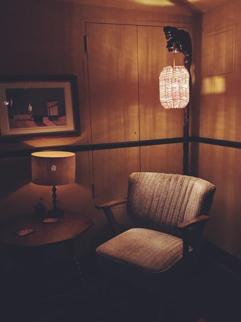 Un cadre cosy